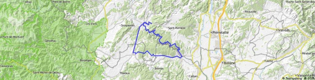 Rick - rondje Ardèche