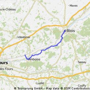 Blois - Chateau Chaumont-sur-Loire - Cave - Chateau du Perreaux