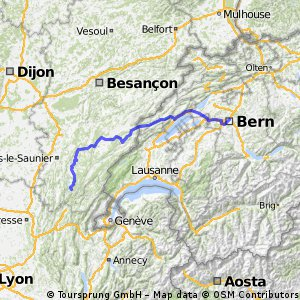 Tour de France 2016 Stage 16: 206 km Moirans-en-Montagne - Bern