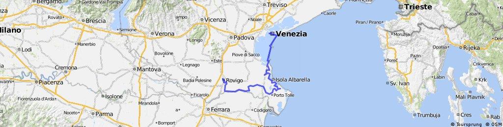Rovigo - Venezia