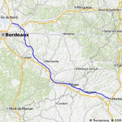 5. Bordeaux / Montauban