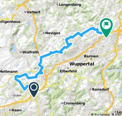 (W) Rund um Wuppertal