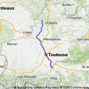 Mazères - Les reflets du Quercy