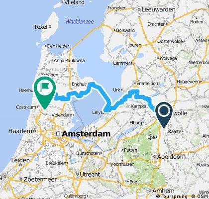 Alkmaar-Zwolle