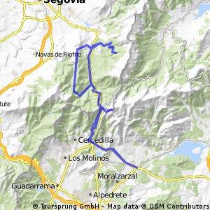 Ruta Guadarrama