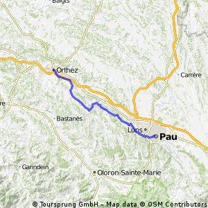 Pau-orthez