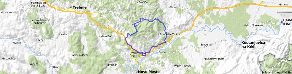 Bajka Fest Route