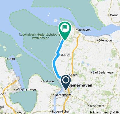 Nordsee Tag 1