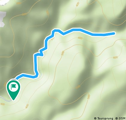 Valea Bei  -  Cascada Beusnita