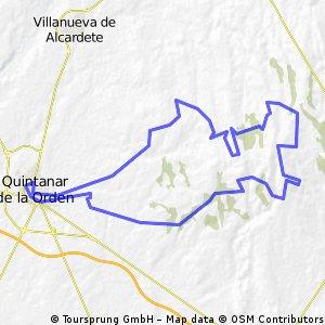 "2008-05-01 II MARCHA MTB ""El Reventón"" - Quintanar de La Orden"
