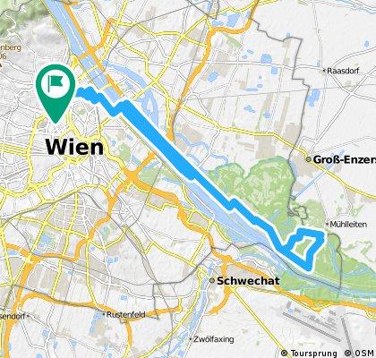 Vienna Southeast 44 km