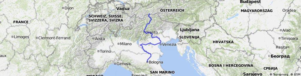 Bavaria to Rome - Part Two