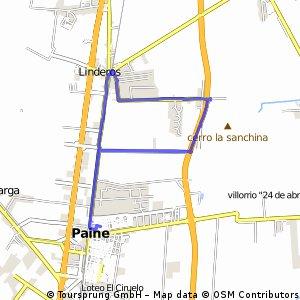 Paine - Linderos