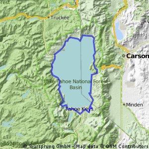 Tour of California Stage 1 - South Lake Tahoe