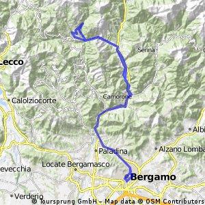 Giro della Bassa Valle Asinina