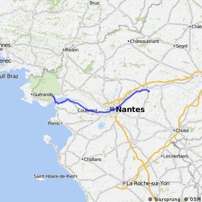 Liré - Trignac(St Nazaire)