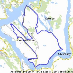 Tour de Osterøy