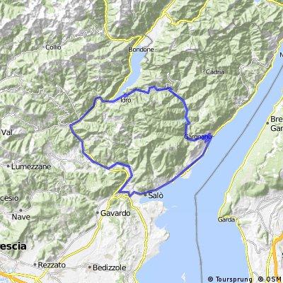 Lago di Garda - narozeninová vrchařská prémie