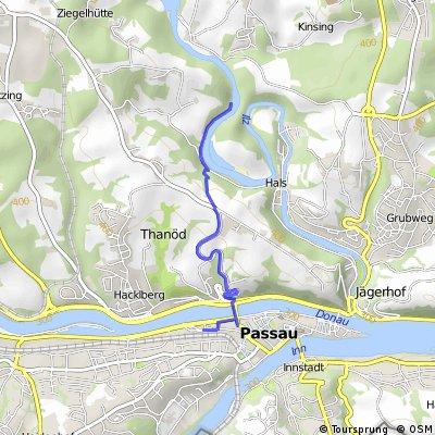 Passau hbf-szállás
