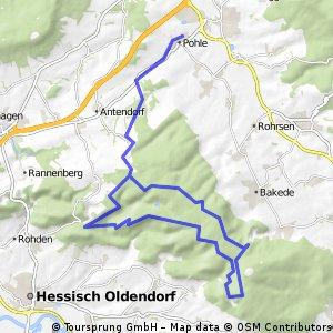 Süntelturm / Hohenstein