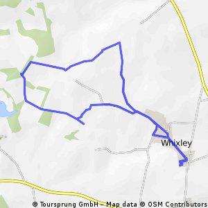 Brief bike tour through York
