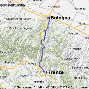 firenze-bologna
