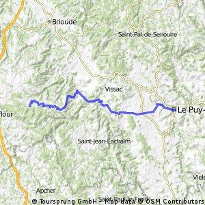 Le Puy -> La Besseyre