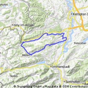 Rund um den Hauchenberg