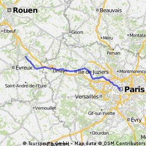 Paris - Deauville [Part 1]