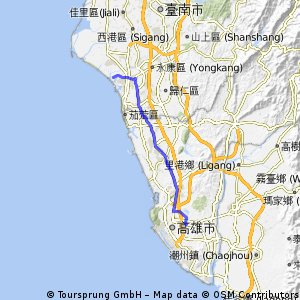 Taiwan Loop Day15