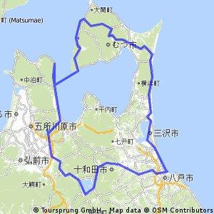 Aomori Prefecture 7-day Loop Tour (Japan)