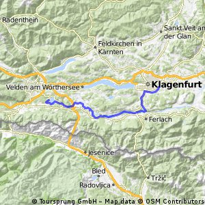Faaker See - Klagenfurt