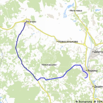Gran Fondo Russia on June 26, 2016. 30-70-100 km