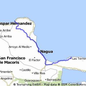 Rio San Juan - Las Terrrenas