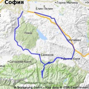 Bike Birthday Ride 06-08August 230 km