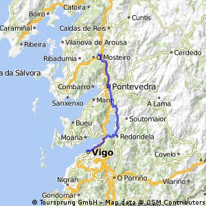 Vigo - Meis
