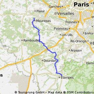 Morigny – Elancourt