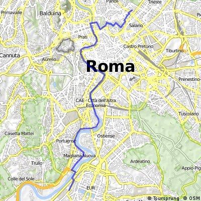 Enel viale Egeo Enel viale yser Roma