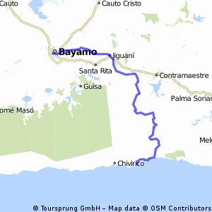 Chivirico - Bayamo