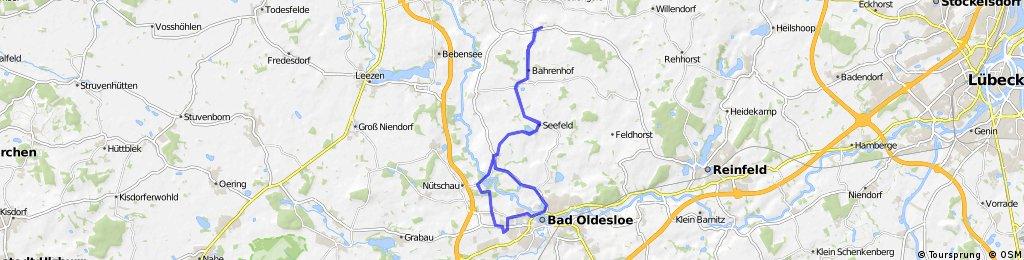 Zu Pfingsten nach Bünsdorf