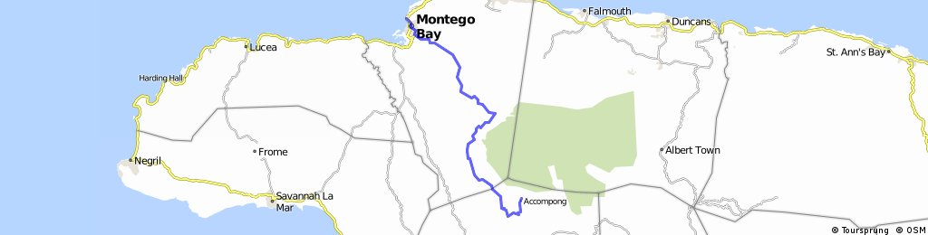 Montego Bay - Accompong