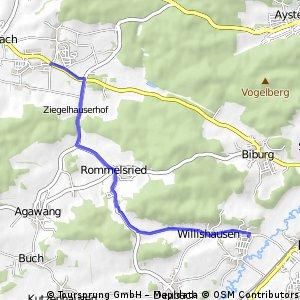 Hausen - Horgau