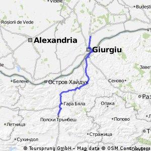 J5 vers Bucarest : après Pyce