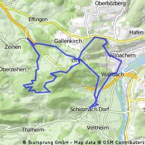 schinznach linnberg homberg