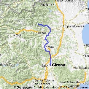 Vuelta a Girona