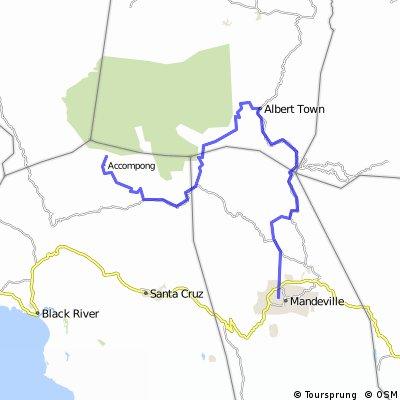 Accompong - Mandeville
