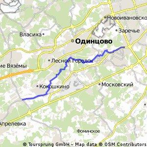 От Свинорья до Москвы
