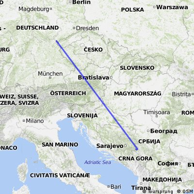 Long ride from 22. мај 11.19.