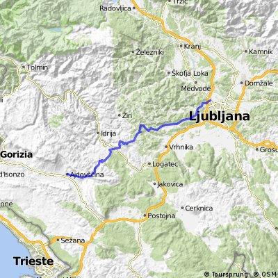 2016_05_07 Ljubljana - Wajdušna