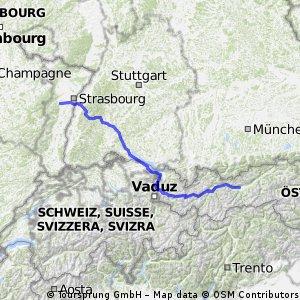Rosheim Innsbruck
